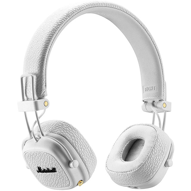 Marshall Major III On-ear Wireless Headphones - White - 4092188 - 1