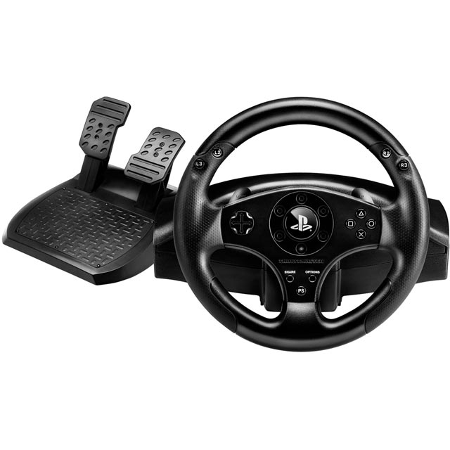 Thrustmaster 4160598 Console Steering Wheel in Black
