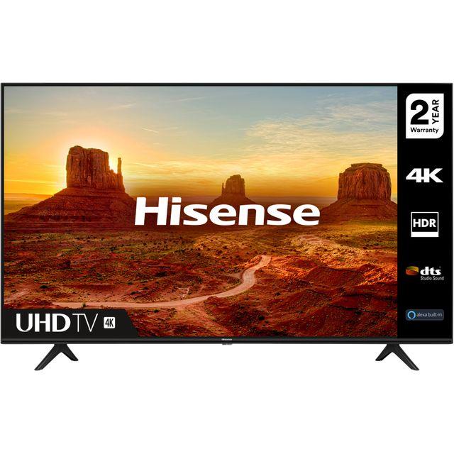 """Image of Hisense 43A7100FTUK 43"""" Smart 4K Ultra HD TV"""