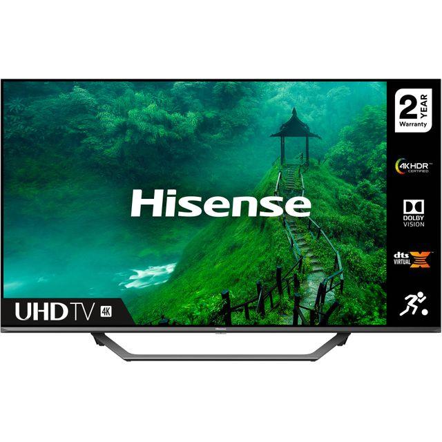 "Image of Hisense 43AE7400FTUK 43"" Smart 4K Ultra HD TV"