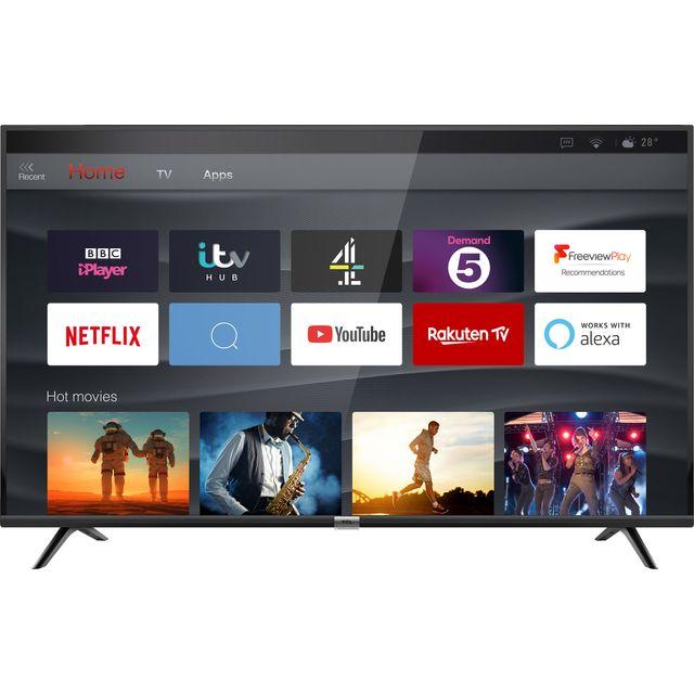 TCL 43DP628 Led Tv in Black