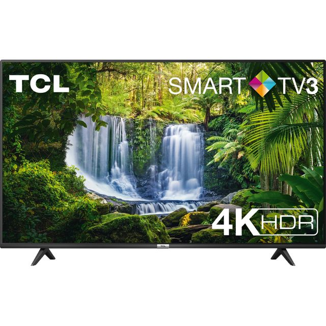 "Image of TCL 43P610K 43"" Smart 4K Ultra HD TV"