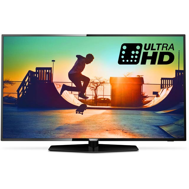 Philips TV 43PUS6162 Led Tv in Black