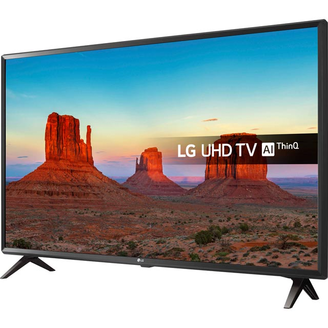 "LG 65UK6300PLB 65"" Smart 4K Ultra HD TV - Black - 65UK6300PLB - 4"