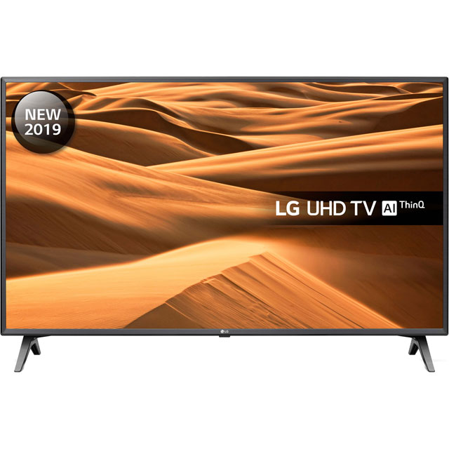 "LG 43UM7500PLA 43"" Smart 4K Ultra HD TV with HDR - 43UM7500PLA - 1"