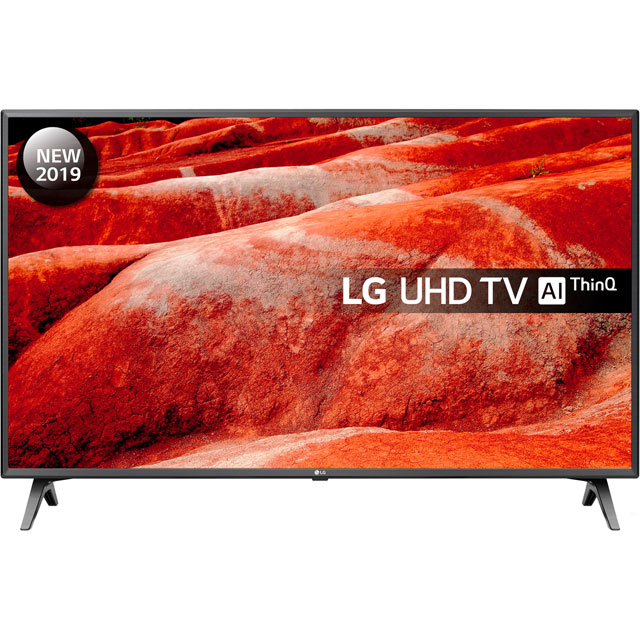 "LG 43UM7500PLA 43"" Smart 4K Ultra HD TV with HDR10, True Colour Accuracy and Freeview Play - 43UM7500PLA - 1"
