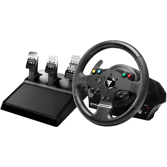 Thrustmaster 4461015 Console Steering Wheel in Black