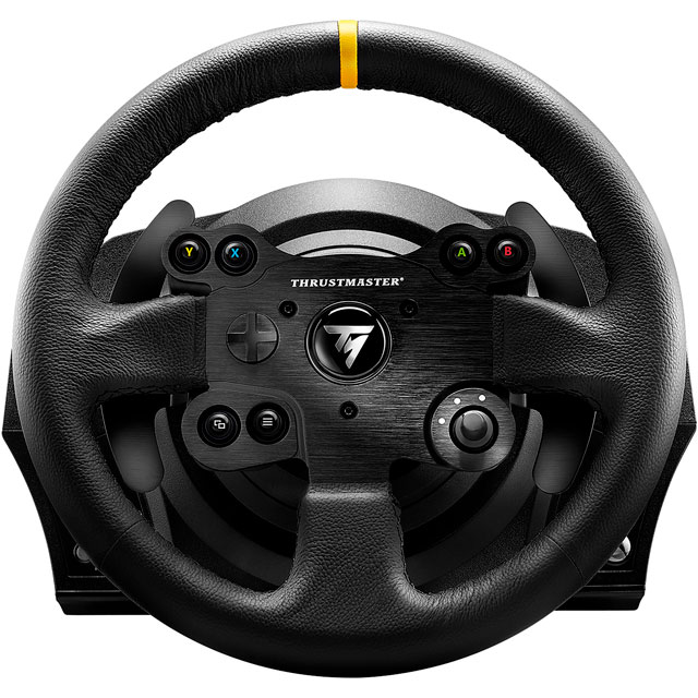 Thrustmaster TX Racing Wheel Leather Edition & Pedals - Black - 4468007 - 1