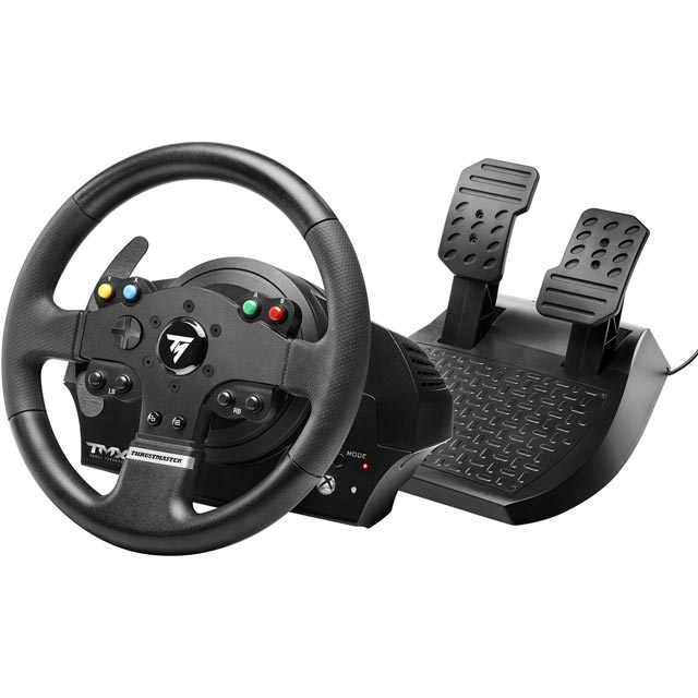 Thrustmaster 4468008 Console Steering Wheel in Black