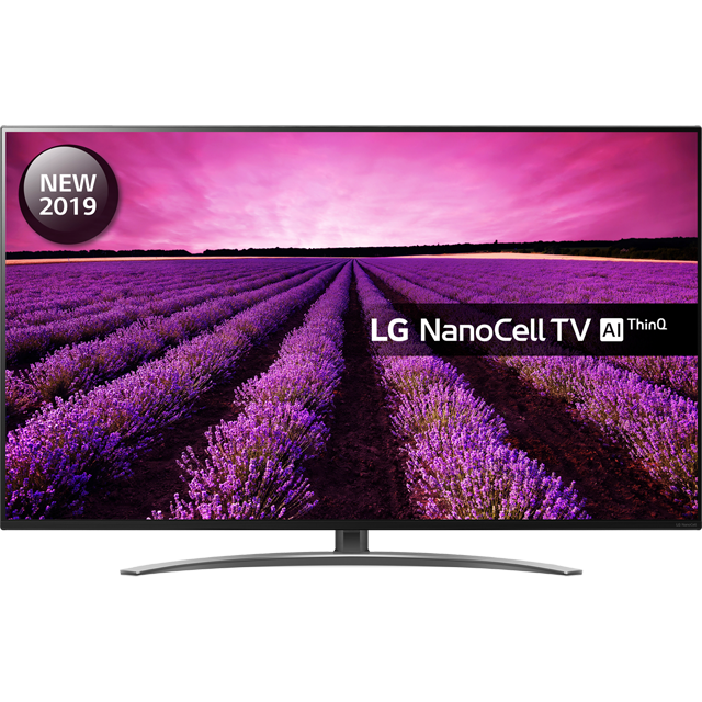 "LG 49SM8600PLA 49"" Smart 4K Ultra HD TV with Nano Cell, HDR10, Dolby Vision and Dolby Atmos - 49SM8600PLA - 1"