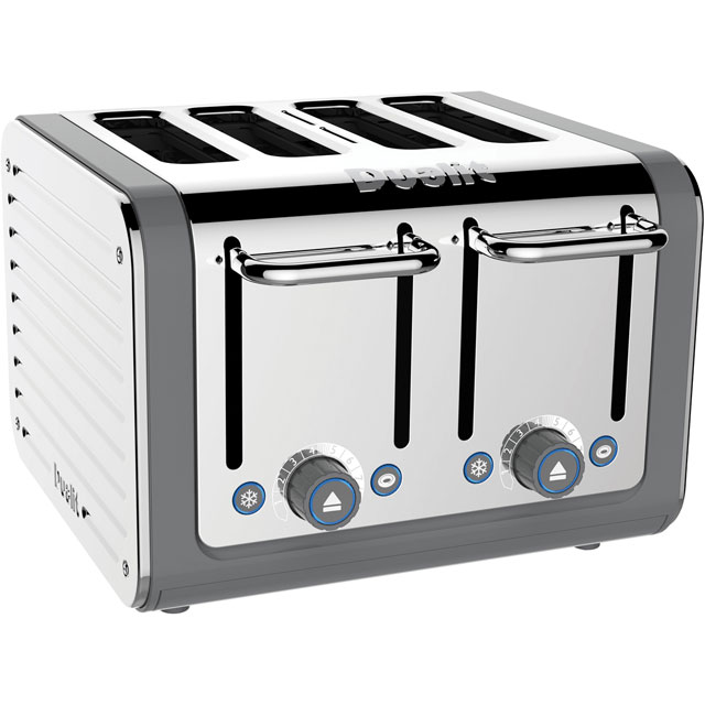 Dualit Architect 46526 4 Slice Toaster - Stainless Steel - 46526_SS - 1