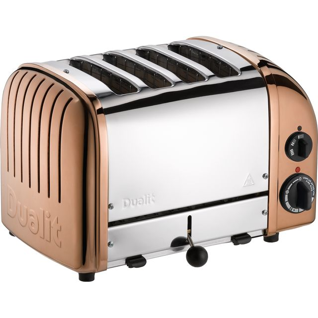 Dualit Classic 4 Slice Toaster - Copper