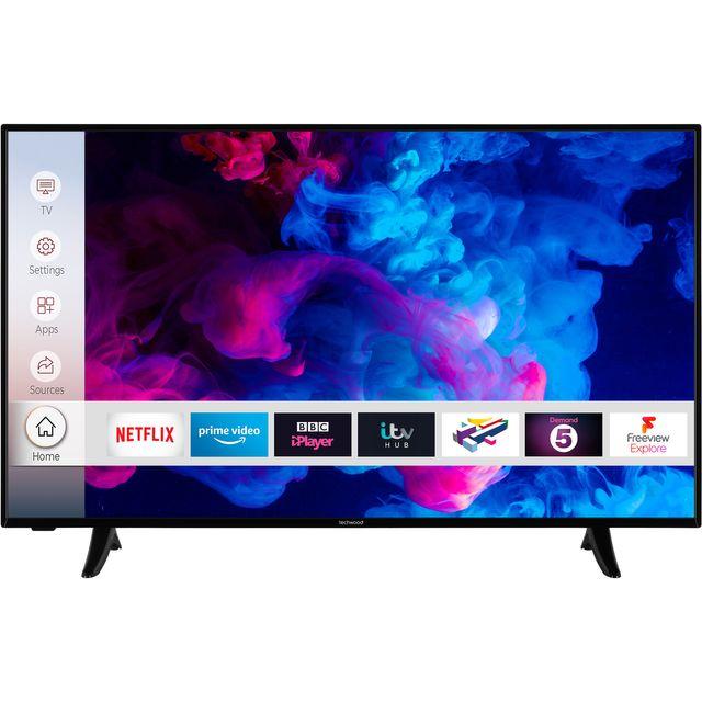 "Techwood 49AO9FHD 49"" Smart 1080p Full HD TV"