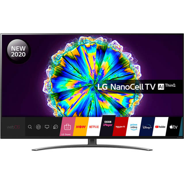 "Image of LG 49NANO866NA 49"" Smart 4K Ultra HD TV with HDR, NanoCell Display and Dolby Atmos"