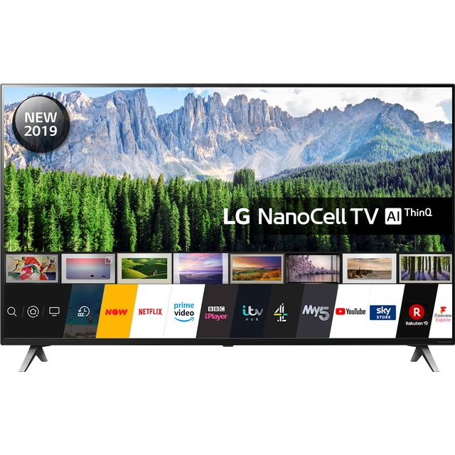 "Image of LG 49SM8500PLA 49"" Smart 4K Ultra HD TV with Nano Cell, HDR10, Dolby Vision and Dolby Atmos"