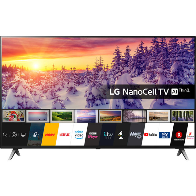 """LG 49SM8500PLA 49"""" Smart 4K Ultra HD TV with Nano Cell, HDR10, Dolby Vision and Dolby Atmos"""