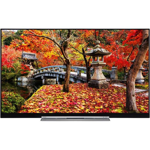 Toshiba 49U7763DB Led Tv in Chrome
