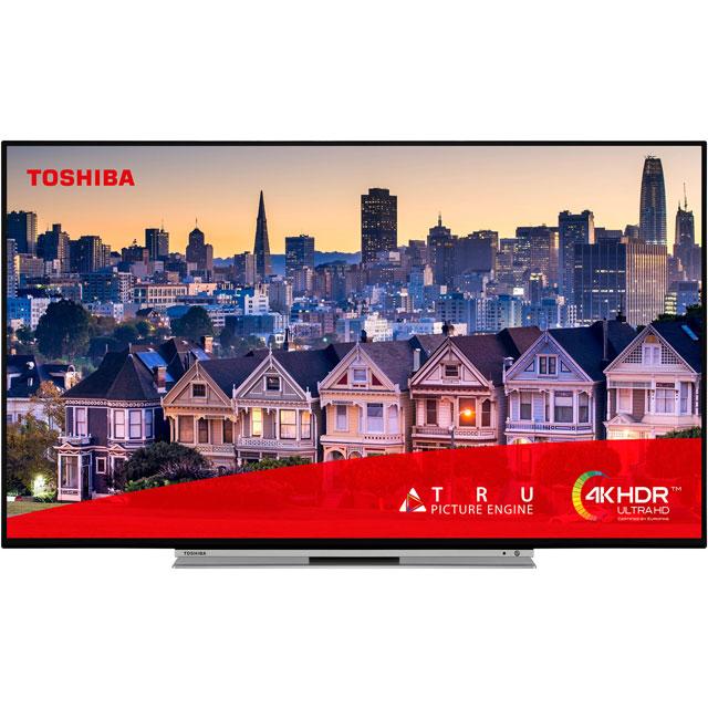 """Toshiba 49UL5A63DB 49"""" Smart 4K Ultra HD TV"""