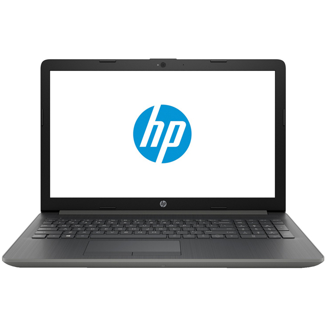 "HP 15-db0002na 15.6"" Laptop - Smoke Grey - 4AR59EA#ABU - 1"
