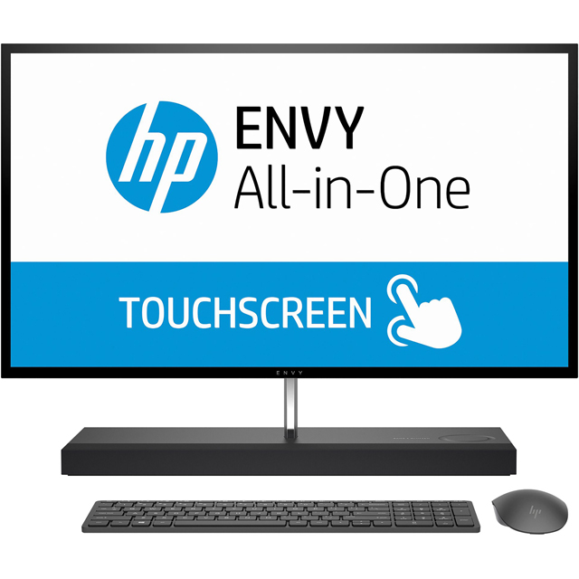 "HP ENVY 27-b206na 27"" All In One - Silver - 4DV55EA#ABU - 1"