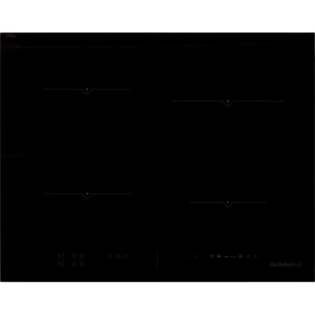 De Dietrich DPI7650BU 65cm Induction Hob – Black