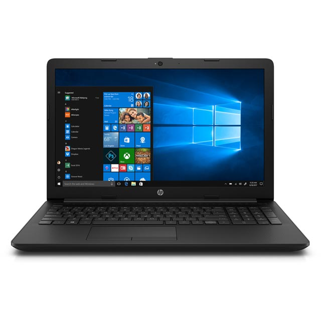 "HP 15.6"" Laptop AMD A9 Series 1TB Hard Disk Drive 4GB RAM"