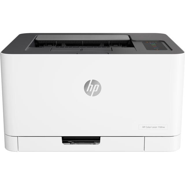 HP 150nw Laser Printer - White