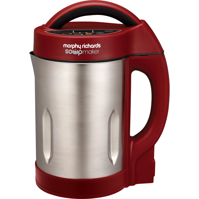 Morphy Richards 501018 Soup Maker in Red