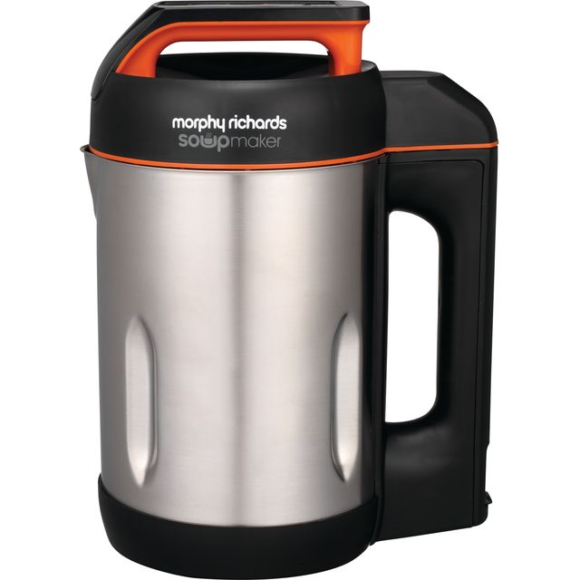 Morphy Richards 501022 1.6 Litre Soup Maker - Stainless Steel