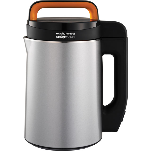 Morphy Richards 501040 1.6 Litre Soup Maker - Silver - 501040_SI - 1