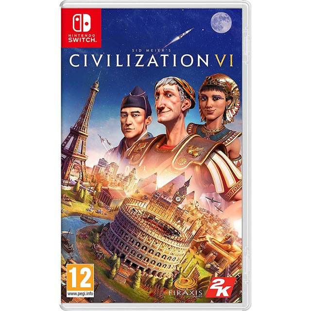 Civilization VI for Nintendo Switch
