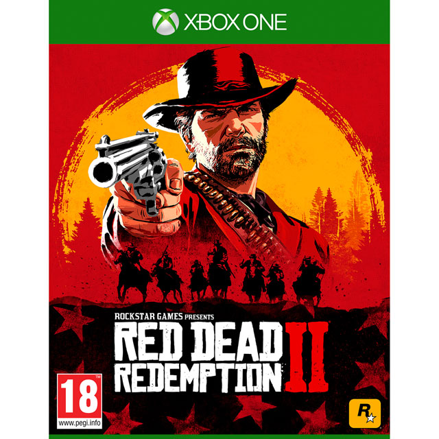 Red Dead Redemption 2 for Xbox One [Enhanced for Xbox One X] - 5026555358972 - 1