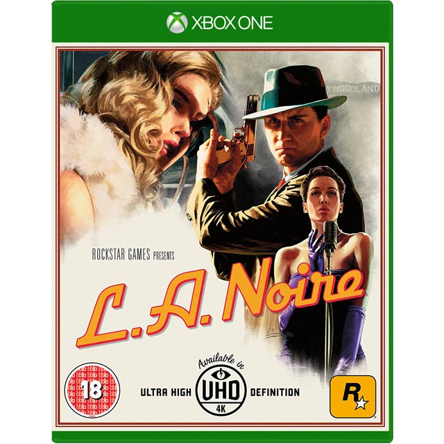 L.A. Noire for Xbox One
