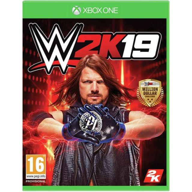 WWE 2K19 for Xbox One [Enhanced for Xbox One X]