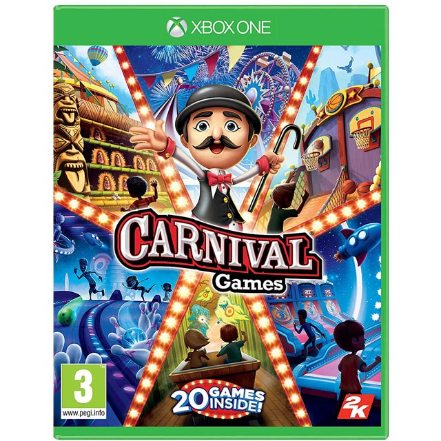 Carnival Games for Xbox One - 5026555361040BC - 1