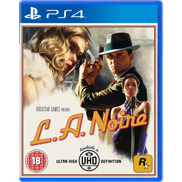 L.A. Noire for Sony PlayStation