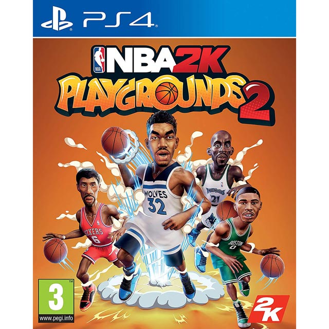NBA Playgrounds 2 for PlayStation 4