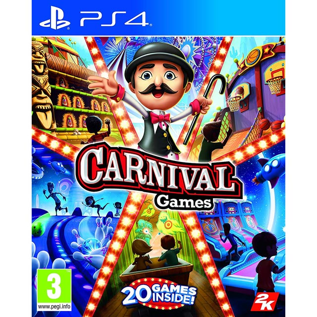 Carnival Games for PlayStation 4