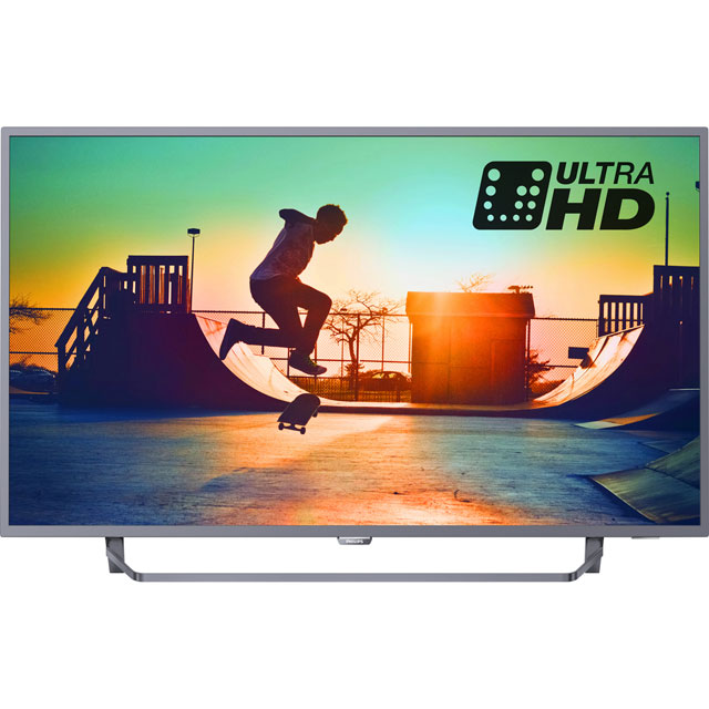 Philips TV 50PUS6272/05 Led Tv in Dark Silver