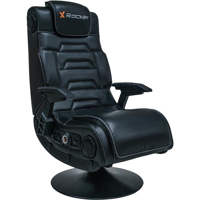 X Rocker Pro 4.1 Gaming Chair - Black