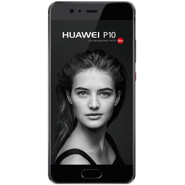 Huawei Huawei P10 51091FGF Mobile Phone in Black