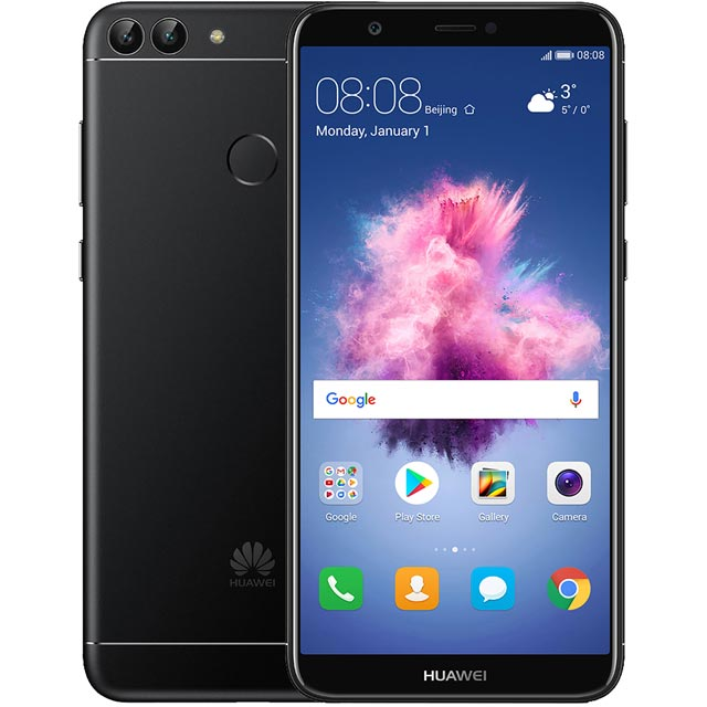 Huawei P Smart 32GB Smartphone in Black