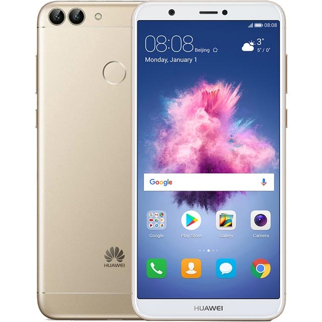 Huawei P Smart 32GB Smartphone in Gold
