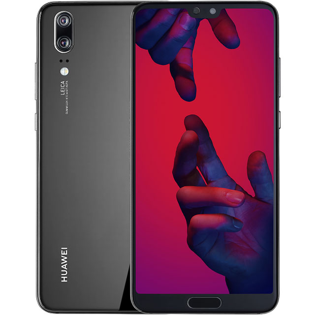 Huawei P20 128GB Smartphone in Black