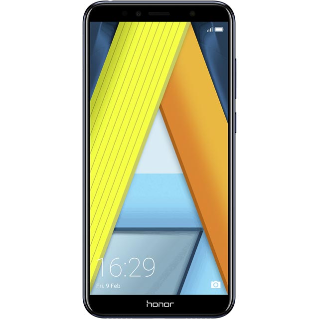 Honor 7A 16GB Smartphone in Black
