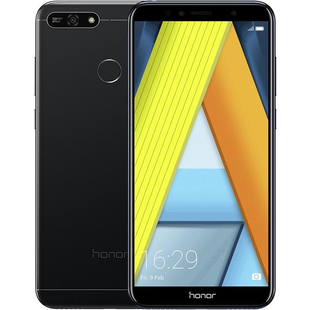 Honor 7 51092KVX Mobile Phone in Black