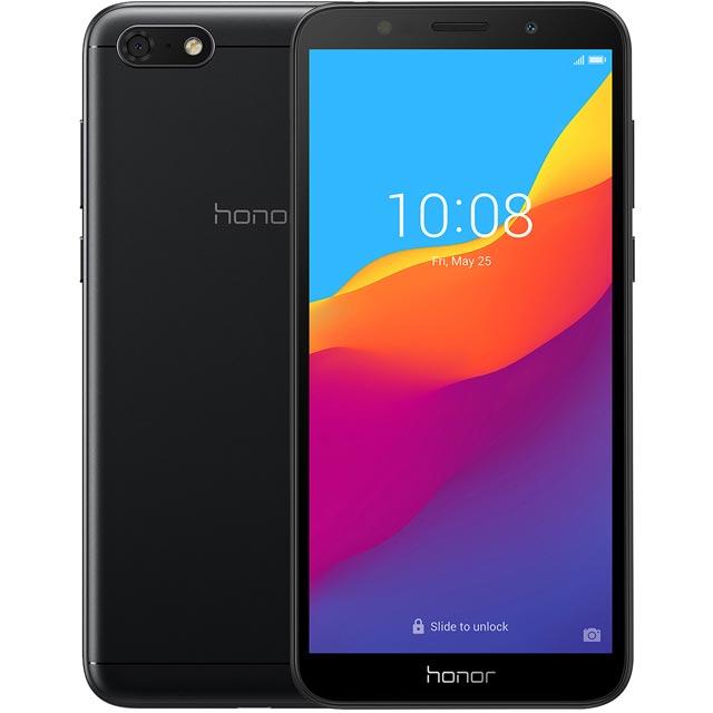 Honor 7 51092MQC Mobile Phone in Black