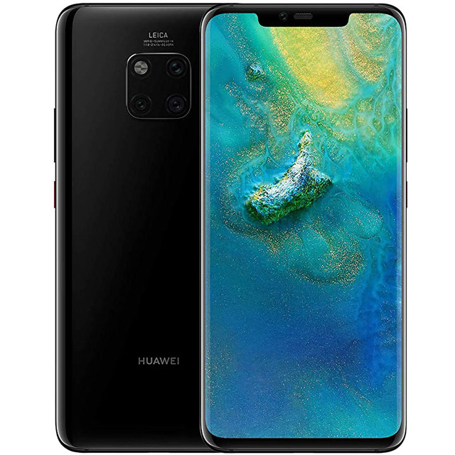 Huawei Mate 20 Pro 128GB Smartphone in Black
