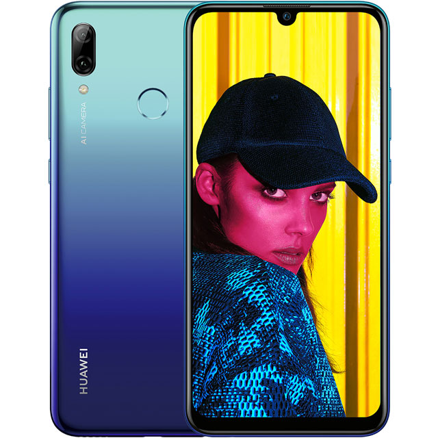 P Smart 2019 Smartphone Twilight Blue - 51093HMS - 1