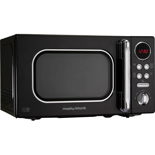 Morphy Richards Evoke 511500 20 Litre Microwave - Black - 511500_BK - 1